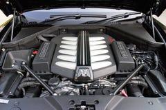 Rolls Royce-Verschijningmotor Royalty-vrije Stock Fotografie