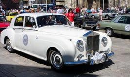 Rolls Royce vintage. Stock Photos