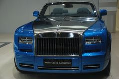 Rolls-Royce Waterspeed Collection Stock Photo