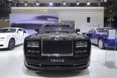 Rolls-royce wraith car Stock Photography