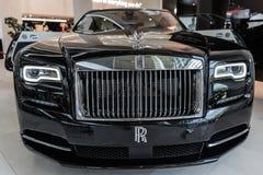 Rolls Royce Wraith - mondo di BMW, Munchen Fotografie Stock