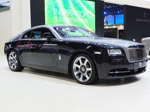 Rolls-Royce Wraith Stock Photo