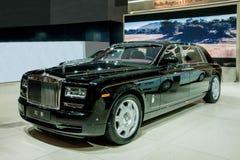 Rolls- Royceauto-Reihe Lizenzfreie Stockbilder