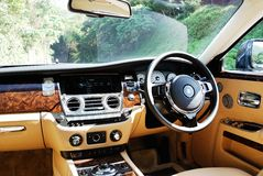 Rolls- Roycegeist Lizenzfreies Stockfoto