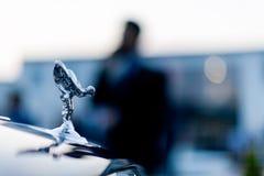 Rolls- Roycegeist Lizenzfreie Stockfotos