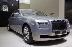 Rolls- Roycegeist in Paris 2010 Stockfotos