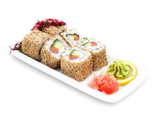 Rolls in Sesame Royalty Free Stock Photography