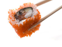 Rolls of Sush Royalty Free Stock Photo