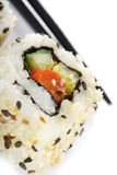 Rolls of sushi Royalty Free Stock Photos