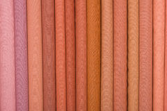 Rolls textile Stock Photography
