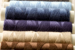 Rolls of thread Royalty Free Stock Photography