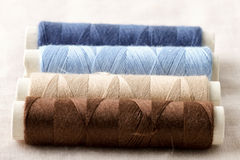 Rolls of thread Royalty Free Stock Images