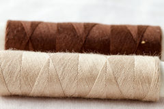Rolls of thread Stock Photos