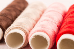 Rolls of thread Royalty Free Stock Photo