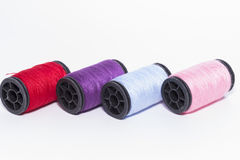 Rolls of thread. Royalty Free Stock Photos