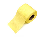 Rolls of toilet paper Stock Photo