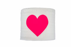 Rolls of toilet paper Royalty Free Stock Photography