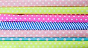 Rolls of wrapping paper Royalty Free Stock Image