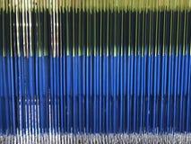 Rolls y tubos como fondo en fábrica fotos de archivo