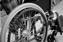 Rollstuhl Stockfoto