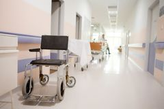 Rollstuhl Lizenzfreies Stockbild