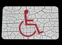 Rollstuhl Stockbild