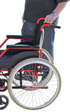 Rollstuhl Lizenzfreie Stockfotografie