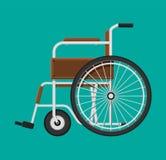 Rollstuhl im Krankenhaus Stockbilder