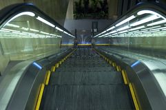 Rolltreppe Stockfoto