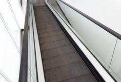 Rolltreppe für Laufkatze Stockfoto