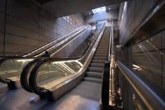 Rolltreppen Stockbilder