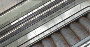 Rolltreppen Undergound stock video
