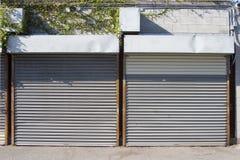 Rollup-Türen 1 Stockfotos