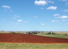 rolnej ziemi Zdjęcia Stock