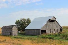Rolni budynki Obrazy Stock