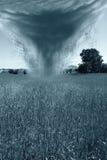 rolnictwo huragan Zdjęcia Royalty Free