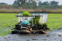 Rolnictwo maszyneria Obrazy Stock