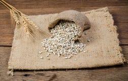 rolnictwo produkty, job& x27; s łzy Zdjęcie Royalty Free