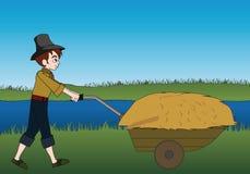 Rolnicy Fotografia Stock