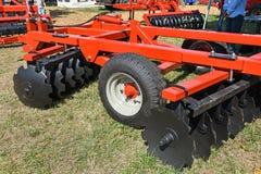 Rolnicza dysk brony maszyneria Zdjęcie Royalty Free