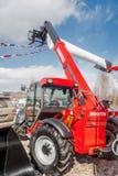 Rolniczej maszynerii wystawa. Tyumen. Rosja Zdjęcie Royalty Free