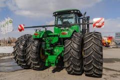 Rolniczej maszynerii wystawa Tyumen Rosja Zdjęcia Stock