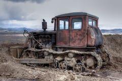 rolniczy ciągnik Obraz Royalty Free