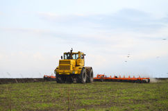 Rolniczy samochód Obraz Stock
