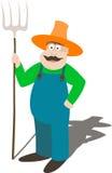 rolnik Obrazy Stock