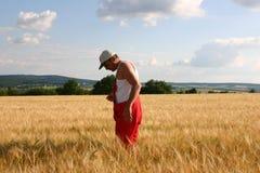 rolnik Obrazy Royalty Free