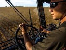 Rolnik przejażdżki syndykat Zdjęcie Stock