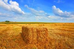 Rolnika pole obrazy stock