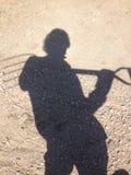 Rolnika życie Fotografia Stock