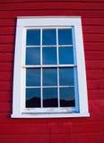 rolny domowy okno Zdjęcia Royalty Free